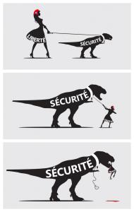 liberté vs sécurité